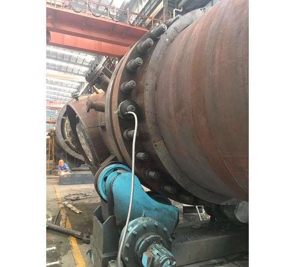 化工厂压力容器螺栓同步拉伸预紧